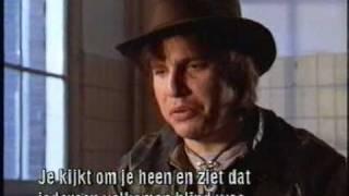 Jeffrey Lee Pierce Dutch TV interview 1989