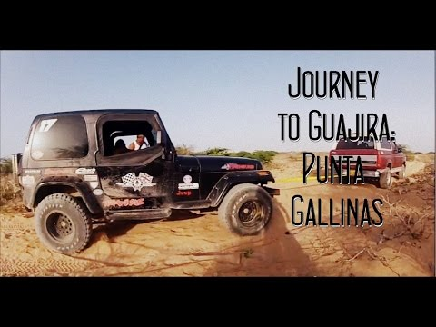 Journey to Guajira: Punta Gallinas [Part 5]