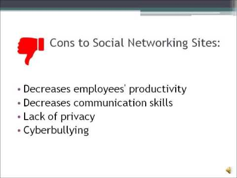 Do Social Networking Sites Have a Positive or Negative Impact on Society?