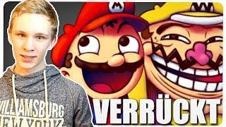 Verrückte Fakten über Super Mario