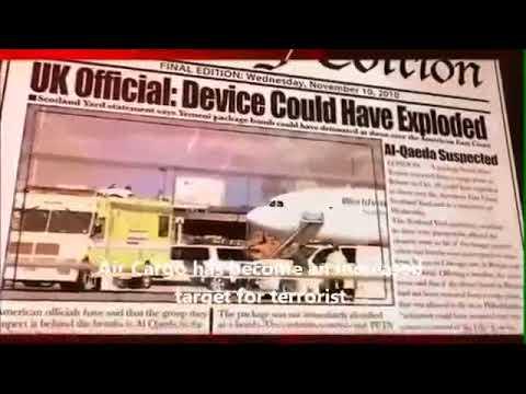 Air Cargo Security Training Ireland