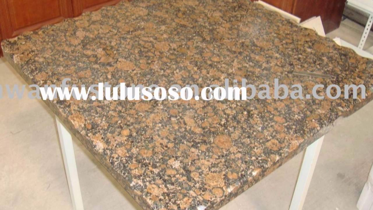table with granite top - YouTube