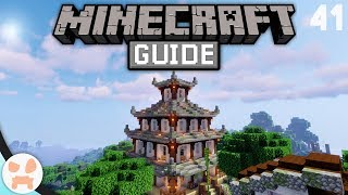 BAMBOO FARM! | The Minecraft Guide - Minecraft 1.14.3 Lets Play Episode 41