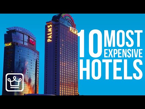 Top 10 Most Expensive HOTELS In The World 2020
