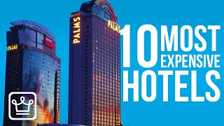 Top 10 Most Expensive HOTELS  N The World 2020