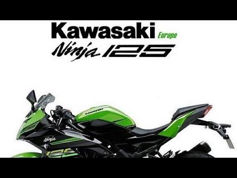 2018 Kawasaki Ninja 125 R Euro Version Kawasaki Ninja 150 R 4tak