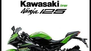 2018 Kawasaki Ninja 125 R Euro Version
