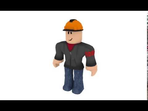 Remaking Builderman S Hoodie Speed Art Youtube