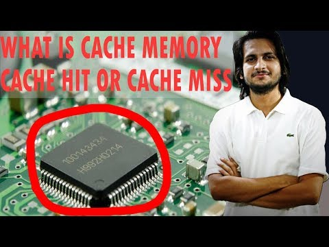 [Hindi/Urdu] What is Cache Memory? Explained SRAM? Difference between L1 L2 and L3?