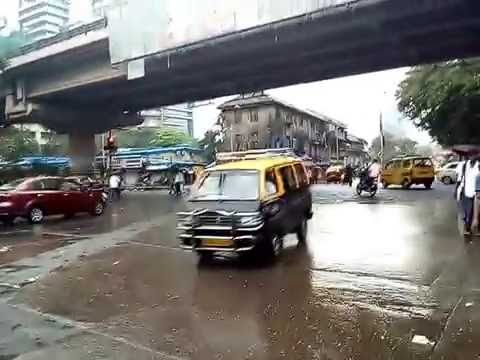 South Mumbai : Lower parel to elphinstone road - morning walk-[part-4]