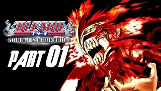 Bleach: Soul Resurreccion - Walkthrough Part 1, Gameplay PS3