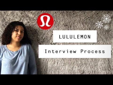 Lululemon Interview
