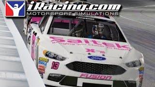 iRacing NASCAR Series at Kansas