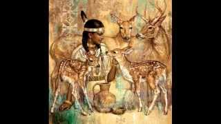 Native American Flute - Song of the deer dancing - Ojibwe traditional song