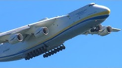 The Worlds Largest Airplane Landing in Oakland California ATC