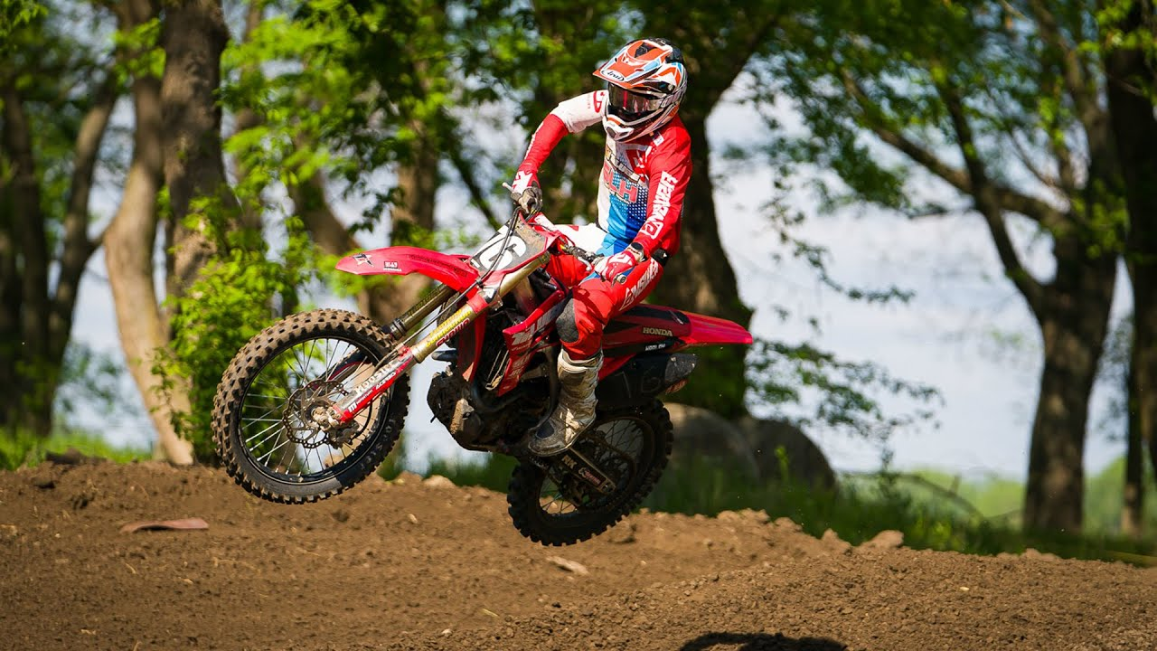 Grant Harlan Is Back From A Brain Bleed & Ready To Race