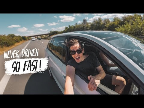 What the German Autobahn is REALLY LIKE! - Americans' First Impressions (Autobahn Guide)