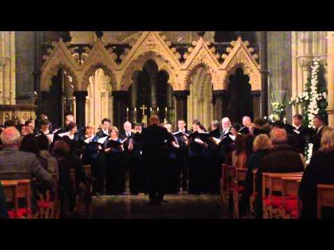 Spiritus Chamber Choir - Spring is Here (Zachary Wadsworth)