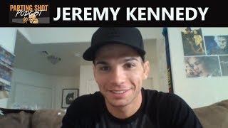 UFC Veteran Jeremy Kennedy Talks Danyel Pilo Main Event Matchup at Brave CF 14 on Aug. 18