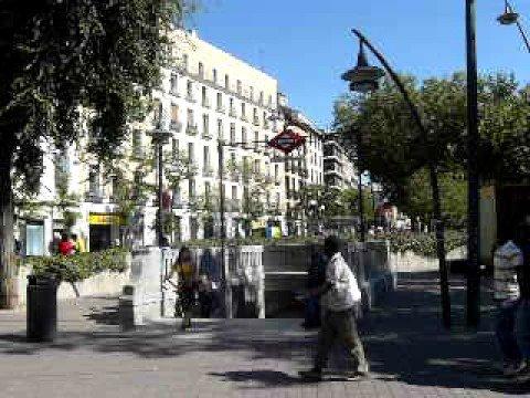Madrid - Tirso de Molina, qualche anno dopo