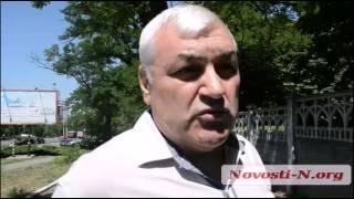 """Видео """"Новости-N"""":  пикет в Николаеве"""