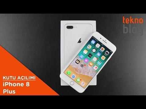 IPhone 8 Plus Kutu Açılımı: Kablosuz şarj özelliğini De Test Ettik