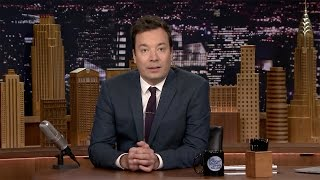Jimmy Shares His Thoughts on Paris Attacks