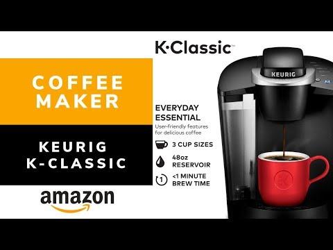 KEURIG - UPDATED COFFEE MAKER