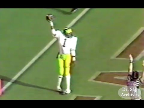 1980 Ohio State Michigan Anthony Carter TD