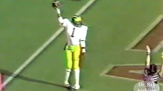1980 Ohio State Michigan Anthony Carter TD