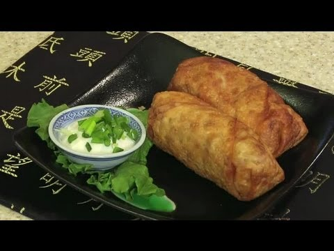 Cucumber Dipping Sauce For Egg Rolls : Chinese Food At Home