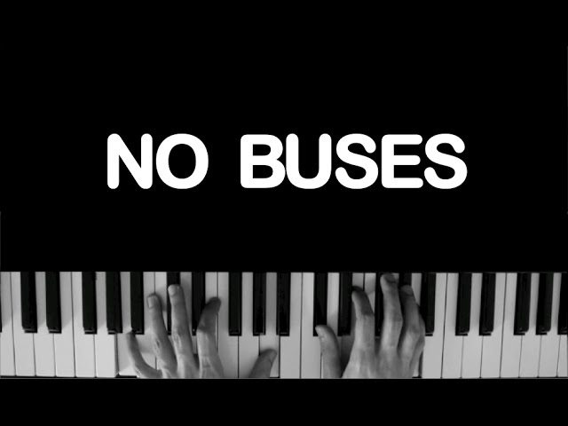 Arctic Monkeys No Buses Piano Cover Chords Chordify