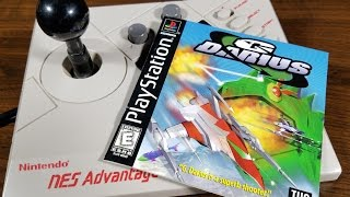 Classic Game Room - G-DARIUS review for PlayStation