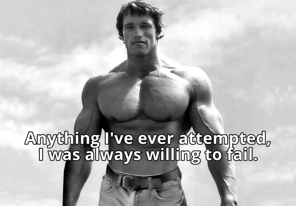 6 Rules To Success Arnold Schwarzenegger Youtube