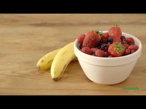 Thermomix ® TM5: Gefrorenes Frucht-Sorbet