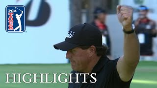 Phil Mickelson's extended highlights | Round 4 | Mexico Championship