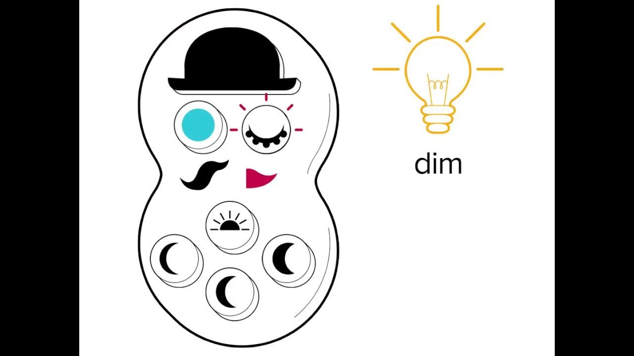 Lampe Veilleuse Lapin Miffy mr maria remote control