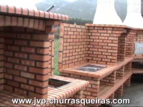 Jvp fabricantes churrasqueiras barbacoas barbecues b - Fabricantes de barbacoas ...