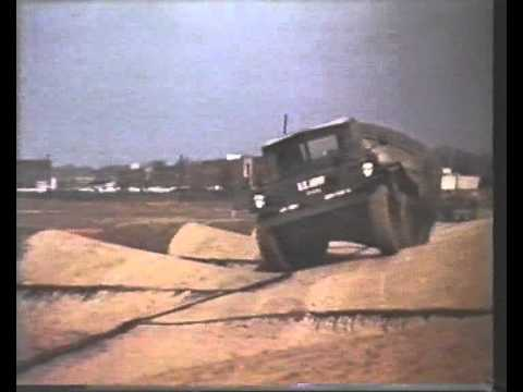 Off-road US vehicles Tests 2  Gama Goat, M113, Ford 8x8, M series 6x6, Mutt, Dodge