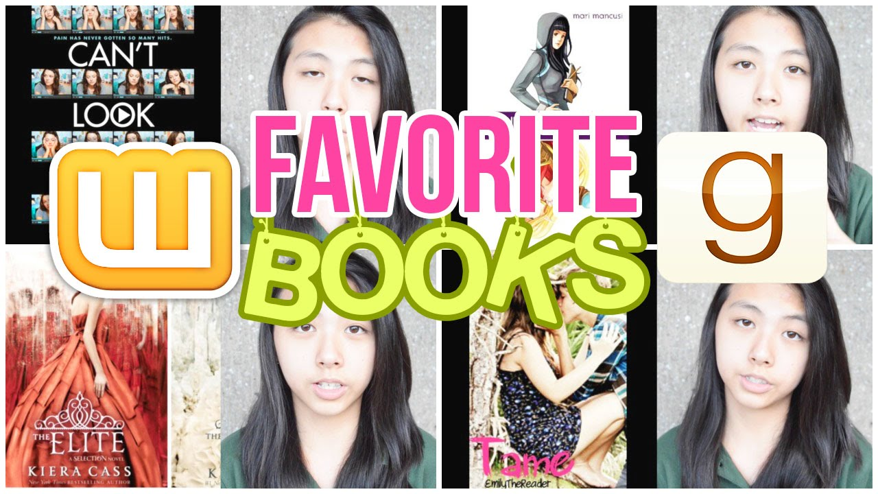 Top 10 Favorite Stories Wattpad Published Books Alohakatiex