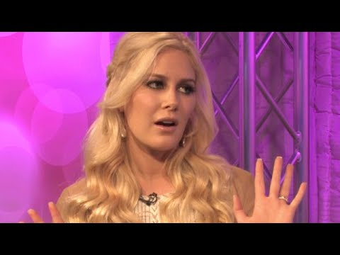 Heidi Montag Talks Drinking Too Much & Fighting