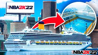 NBA 2K22 NEW CRUISE SHIP PARK, NEW CITY + INSTANT MATCHMAKING FOR GAMES & MORE NBA 2K22 NEWS