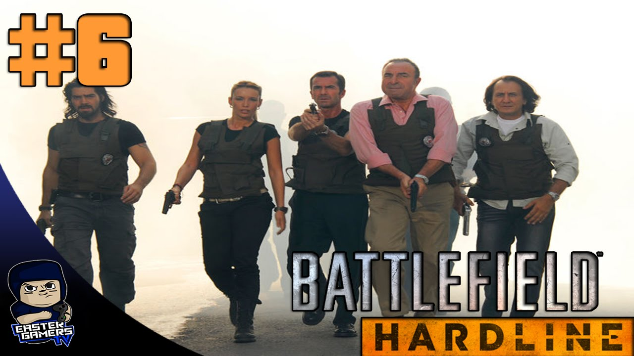 HAVUZ EVİ BASKINI !!! - Battlefield Hardline - Bölüm 6
