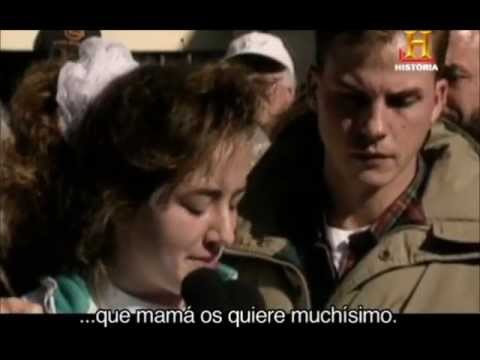 Susan Smith - Two days after her sons disappearance 1994 (subtitulos español)