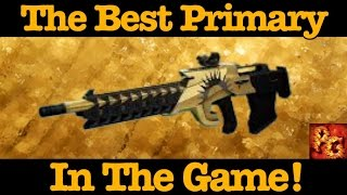 Destiny: This Is The Best PVE Primary In All Of Destiny! (Adept Burning Eye Review)