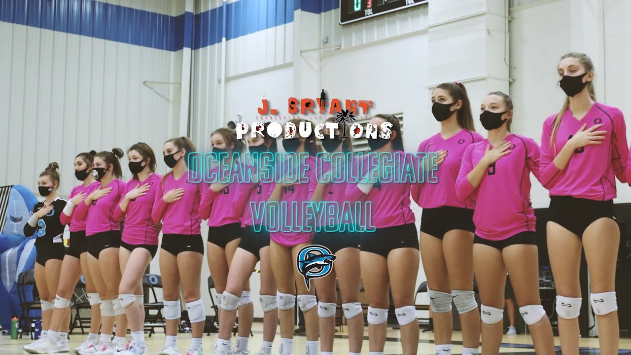 🔥🏐 The Best Volleyball Highlight Created: Oceanside Collegiate Academy Volleyball
