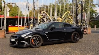 Impressions of the Nissan GT-R Track Edition. Of course with some g...