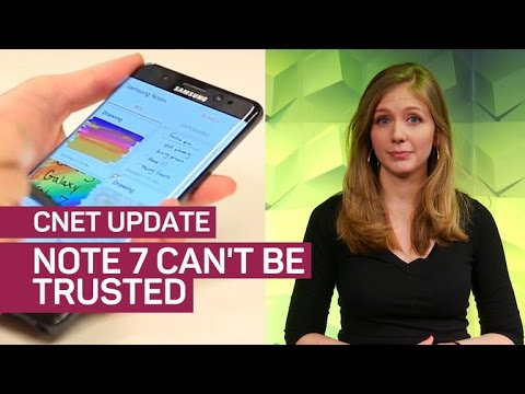 Download Toxic Galaxy Note 7 can't be trusted, production suspended (CNET Update)