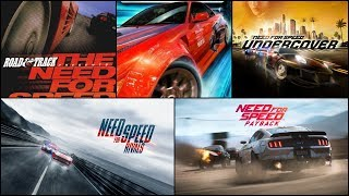 Need for Speed - Evolution - (1994 2017)