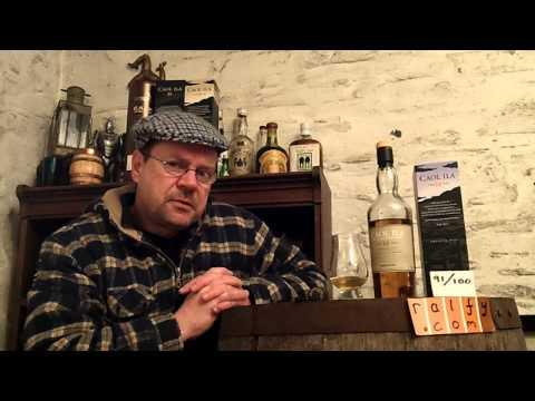 whisky review 429 - Caol Ila 14yo (unpeated malt)